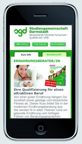 E-Learning Infos & E-Learning Tipps @ E-Learning-Infos.de | Studiengemeinschaft Darmstadt (SGD)