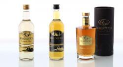 Neue Produkte @ Produkt-Neuheiten.Info | Foto: Das Sortiment von Magnífica: Tradicional, Envelhecida und Reserva Soleira.