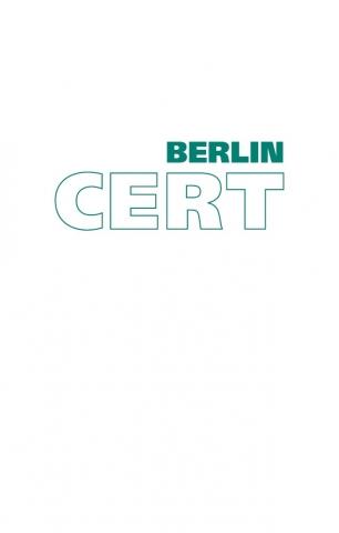 Berlin-News.NET - Berlin Infos & Berlin Tipps | pq-einfach-online.de/ Berlin Cert GmbH