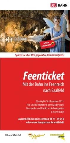 Ost Nachrichten & Osten News | Saalfelder Feengrotten und Tourismus GmbH