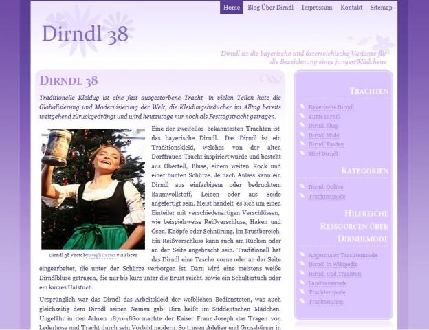 Oesterreicht-News-247.de - Österreich Infos & Österreich Tipps | Dirndl38.de