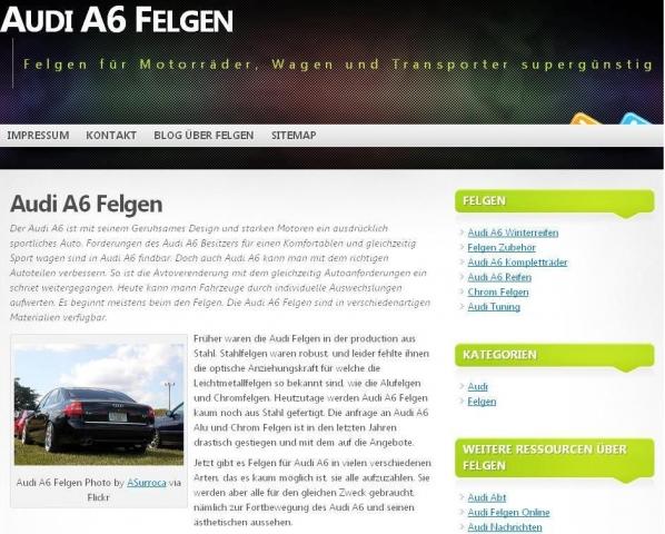 Rom-News.de - Rom Infos & Rom Tipps | Felgenkaufen.de