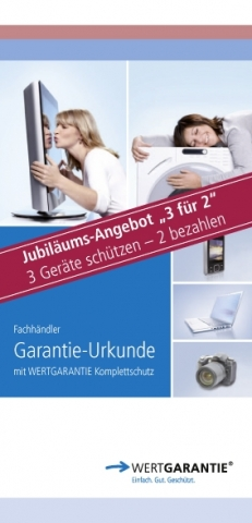 Oesterreicht-News-247.de - Österreich Infos & Österreich Tipps | WERTGARANTIE Technische Versicherung AG