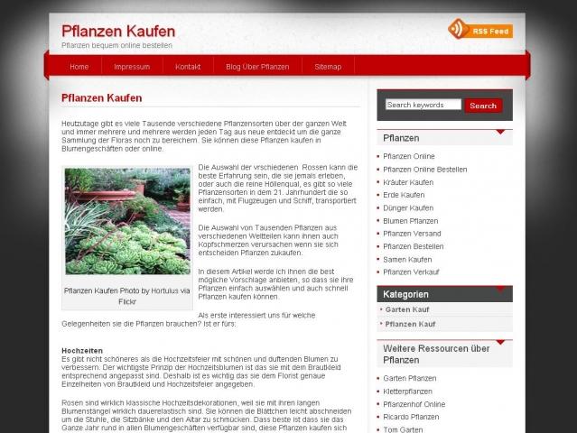 Pflanzen Tipps & Pflanzen Infos @ Pflanzen-Info-Portal.de | PflanzenKaufen.de