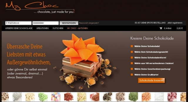 Shopping -News.de - Shopping Infos & Shopping Tipps | My Choc