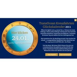 Flatrate News & Flatrate Infos | TransOcean Kreuzfahrten GmbH