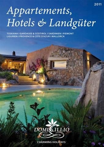 Hotel Infos & Hotel News @ Hotel-Info-24/7.de | DOMICILLIO - Charming Holidays Eckl Touristik GmbH