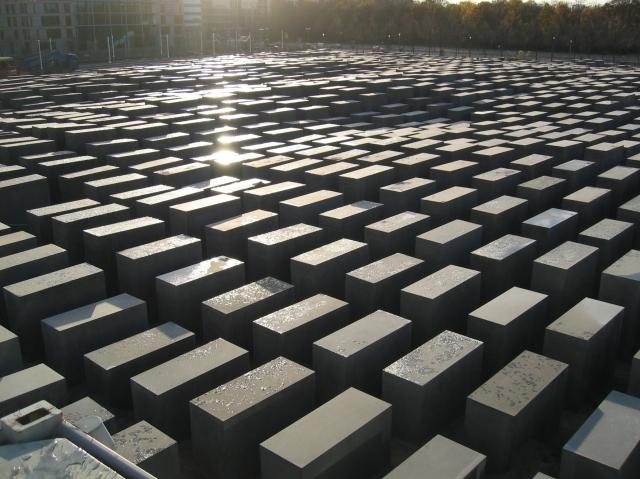 Europa-247.de - Europa Infos & Europa Tipps | Förderkreis e.V. Denkmal für die ermordeten Juden Europas