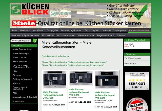 Shopping -News.de - Shopping Infos & Shopping Tipps | Küchen Stöcker - www.küchenblick.de