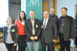 Landwirtschaft News & Agrarwirtschaft News @ Agrar-Center.de | Agrar-Center.de - Agrarwirtschaft & Landwirtschaft. Foto: Das AVA-Team mit den Referenten.