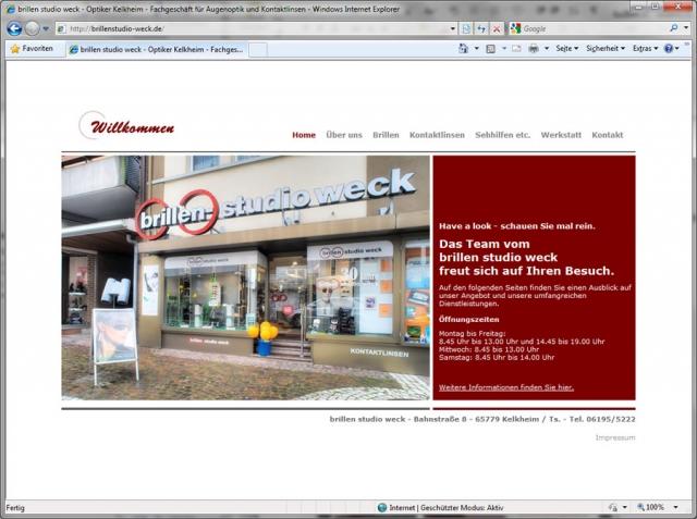 Rheinland-Pfalz-Info.Net - Rheinland-Pfalz Infos & Rheinland-Pfalz Tipps | brillen studio weck Fachgeschäft für Augenoptik GmbH
