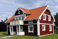 Fertighaus, Plusenergiehaus @ Hausbau-Seite.de | Foto: Die Sjödalshus GmbH, eingebettet in die schwedische Forshem Group, ist seit Jahren führender Anbieter vorbildlicher schwedischer Baukunst.