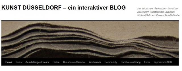 KunstDuesseldorf - PR für Kunst