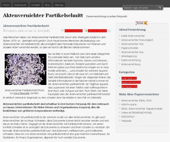 Nordrhein-Westfalen-Info.Net - Nordrhein-Westfalen Infos & Nordrhein-Westfalen Tipps | AktenvernichterPartikelschnitt.de