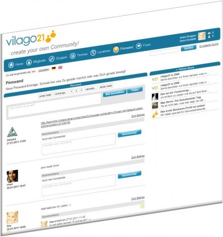 Forum News & Forum Infos & Forum Tipps | vilago21