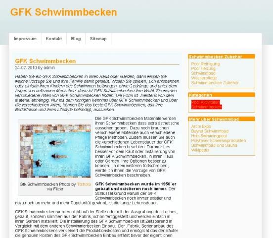 Wellness-247.de - Wellness Infos & Wellness Tipps | GfkSchwimmbecken.de
