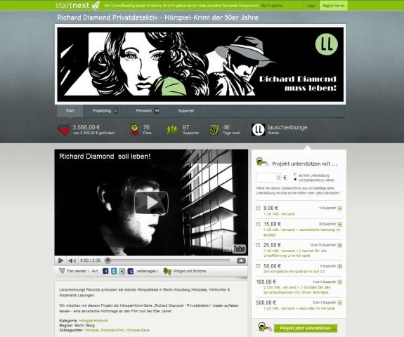 Musik & Lifestyle & Unterhaltung @ Mode-und-Music.de | Startnext Crowdfunding UG