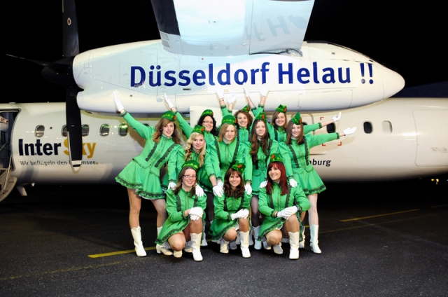 Duesseldorf-Info.de - Düsseldorf Infos & Düsseldorf Tipps | InterSky Luftfahrt GmbH