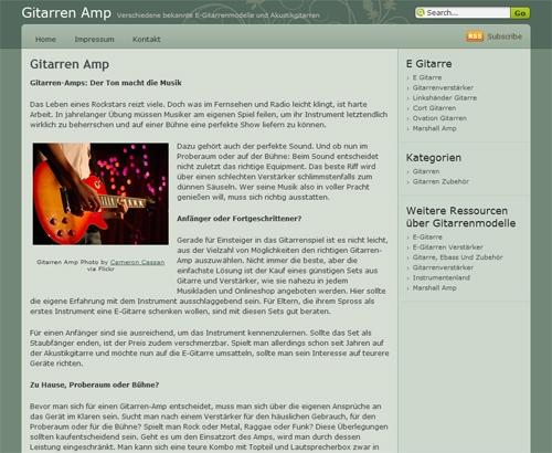 Technik-247.de - Technik Infos & Technik Tipps | GitarrenAmp.com