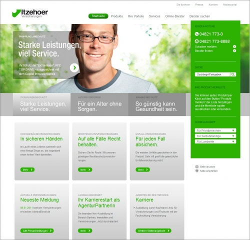 Schleswig-Holstein-Info.Net - Schleswig-Holstein Infos & Schleswig-Holstein Tipps | e-Spirit AG