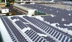 Alternative & Erneuerbare Energien News: Alternative Regenerative Erneuerbare Energien - Foto: Inbetriebnahme von 5 Aufdachanlagen abgeschlossen - 11 weitere Projekte in Umsetzung bis Jahresende.