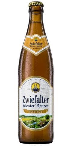 Bier-Homepage.de - Rund um's Thema Bier: Biere, Hopfen, Reinheitsgebot, Brauereien. | Zwiefalter Klosterbräu oHG