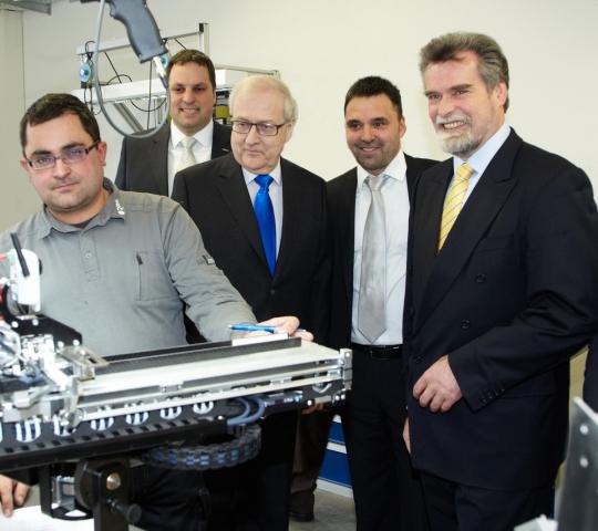 Berlin-News.NET - Berlin Infos & Berlin Tipps | Rowa Automatisierungssysteme GmbH