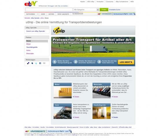 Sport-News-123.de | uShip Deutschland