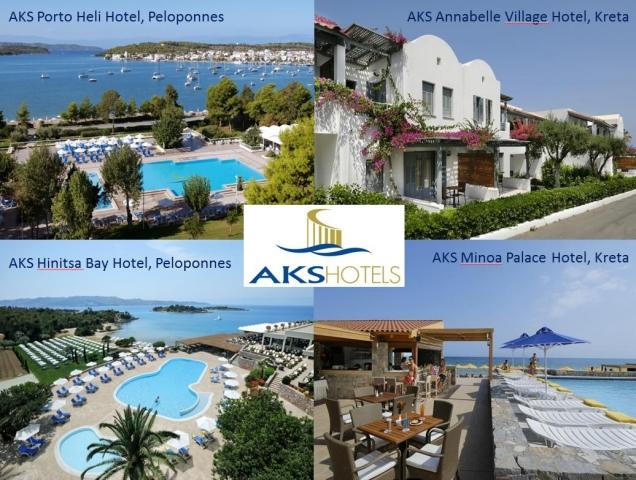 Restaurant Infos & Restaurant News @ Restaurant-Info-123.de | AKS Hotels S.A.