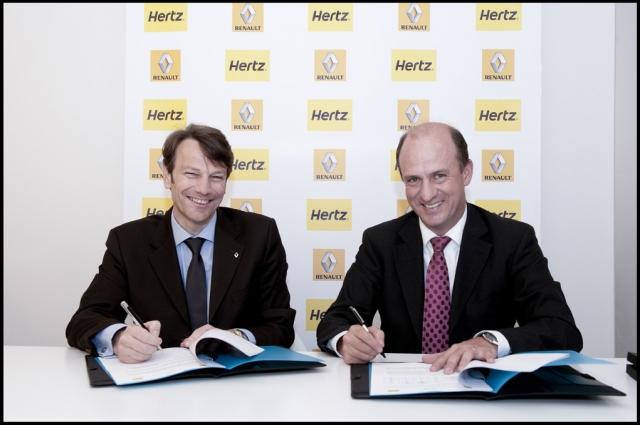 Elektroauto Infos & News @ ElektroMobil-Infos.de. Hertz Autovermietung