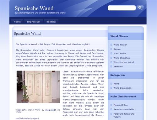 SpanischeWand.net