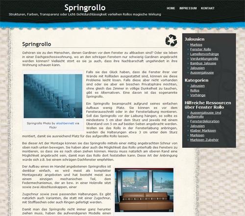 Tickets / Konzertkarten / Eintrittskarten | Springrollo.com