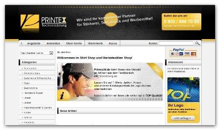 Freie Pressemitteilungen | PRINTEX Textilveredelung