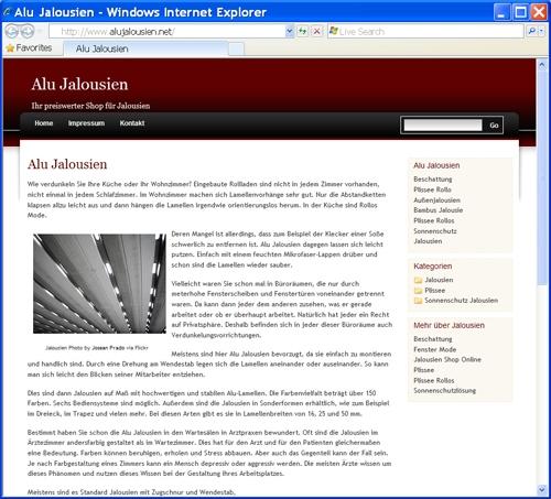 Chat News & Chat Infos @ Chats-Central.de | AluJalousien.net