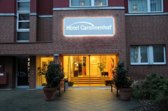 Potsdam-Info.Net - Potsdam Infos & Potsdam Tipps | Hotel Carolinenhof