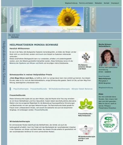 Naturheilpraxis Monika Schwarz