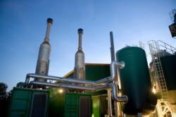 Alternative & Erneuerbare Energien News: Foto: Aus den Gärresten wird wertvoller Dünger. Eine Anlage steht im brandenburgischen Karstädt, weitere Anlagen sind im Bau oder geplant.