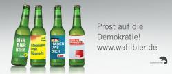 Bier-Homepage.de - Rund um's Thema Bier: Biere, Hopfen, Reinheitsgebot, Brauereien. | Bier-Homepage - Biere, Hopfen, Reinheitsgebot, Brauereien. Foto: Das Wahlbier von customdrinks.