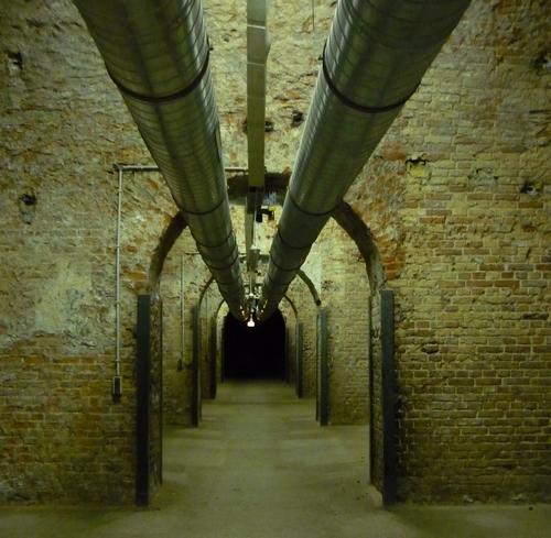 Alternative & Erneuerbare Energien News: Gewölbe der KulturBrauerei | Foto: tic