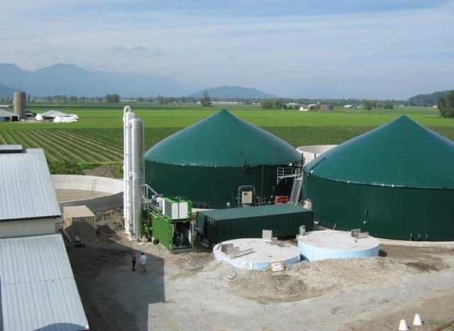 Alternative & Erneuerbare Energien News: PlanET Biogas GmbH