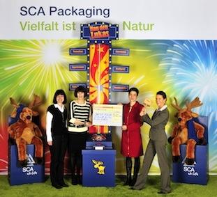Europa-247.de - Europa Infos & Europa Tipps | SCA Packaging Deutschland