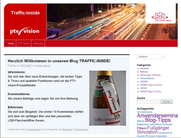 Europa-247.de - Europa Infos & Europa Tipps | PTV Planung Transport Verkehr AG