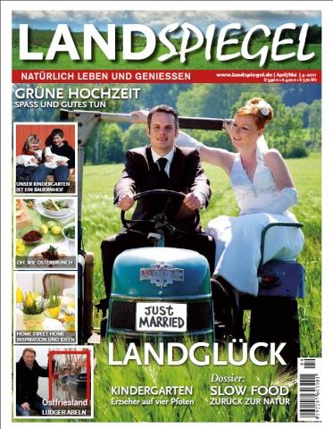 Freie Pressemitteilungen | LANDSPIEGEL -  Magazin