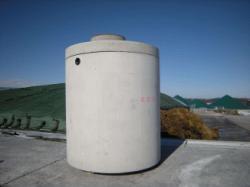 Landwirtschaft News & Agrarwirtschaft News @ Agrar-Center.de | Foto: Gärsaftbehälter als Monolith mit Beschichtung.