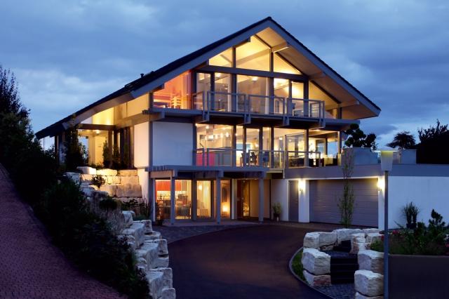 Fertighaus, Plusenergiehaus @ Hausbau-Seite.de | RatGeberZentrale