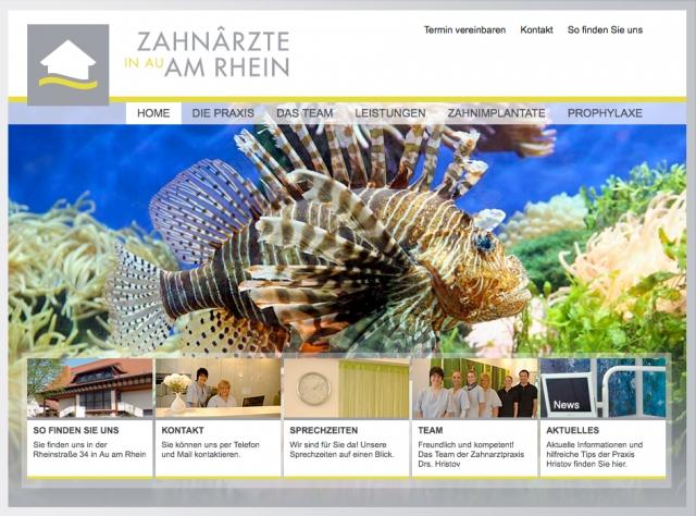Baden-Württemberg-Infos.de - Baden-Württemberg Infos & Baden-Württemberg Tipps | Zahnärzte in Au am Rhein