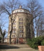 Historisches @ Historiker-News.de | Foto: Wasserturm in Prenzlauer Berg.