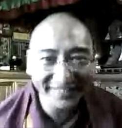 Ost Nachrichten & Osten News | Ost Nachrichten / Osten News - Foto: Der Mönch Yeshi Jinpa.