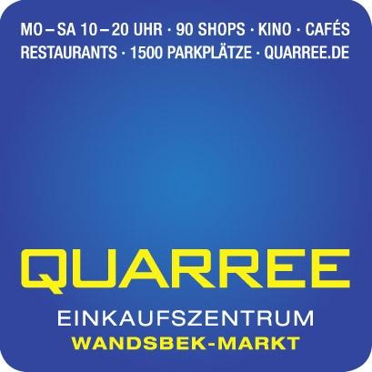 Hamburg-News.NET - Hamburg Infos & Hamburg Tipps | Einkaufszentrum QUARREE Wandsbek