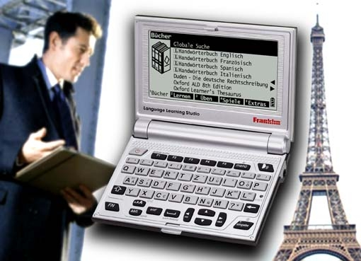 Frankreich-News.Net - Frankreich Infos & Frankreich Tipps | Franklin Electronic Publishers GmbH